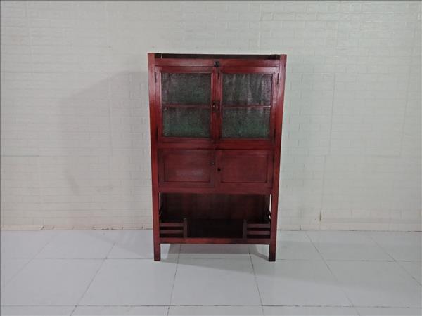 Tủ chén gỗ thao lao cũ SP009450