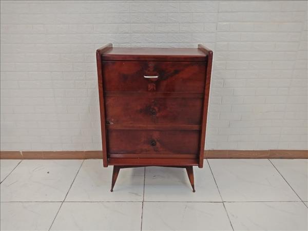 Tủ commost gỗ Gõ đỏ cũ SP009477