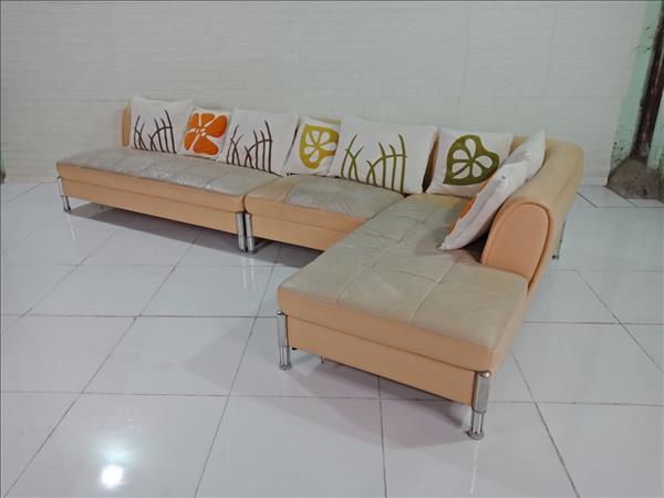 Sofa góc O2 Milano cũ SP009447