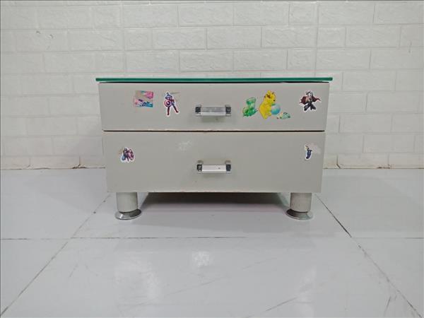 Tủ đầu giường cũ SP009310