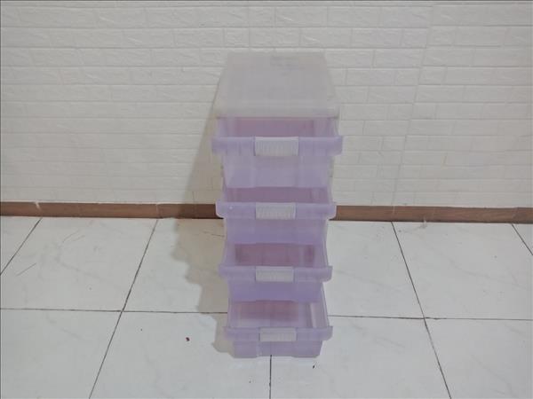 Tủ nhựa cũ SP009373