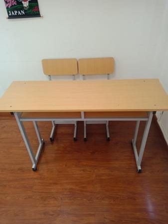 Bộ bàn ghế học sinh cũ SP013705