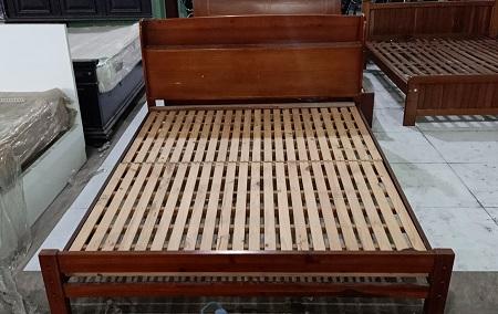 Giường gỗ tự nhiên cũ SP013747.4