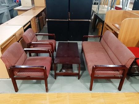 Bộ sofa cũ  SP013751