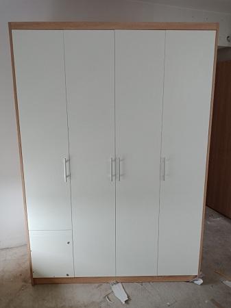 Tủ quần áo cũ SP013774