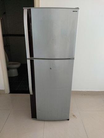 Tủ lạnh Sharp 308 lít SJ-K38N- SL cũ SP013790