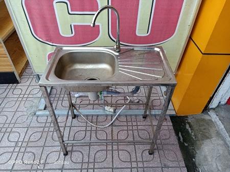 Bồn rửa chén cũ SP013811.1