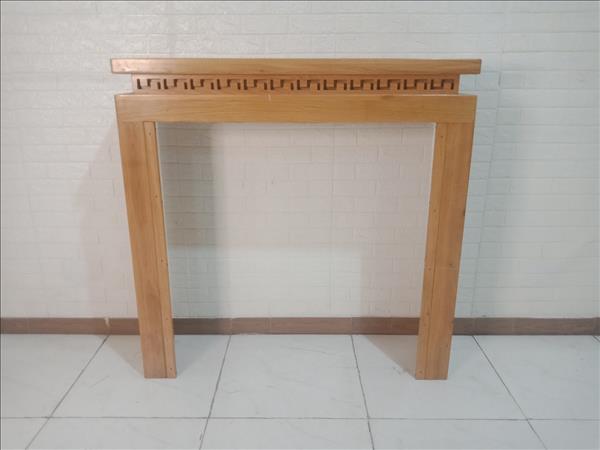 Kệ trang trí gỗ Sồi cũ SP009846.1