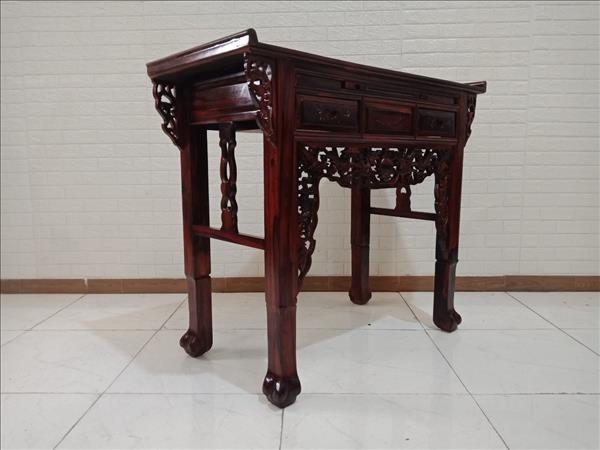 Bàn thờ gỗ Muồng cũ SP009838.1