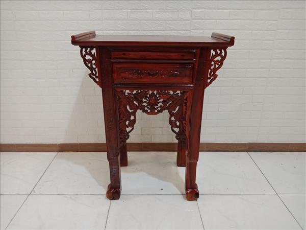 Bàn thờ gỗ Muồng cũ SP009839