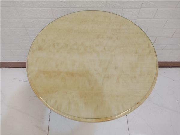 Bàn trà gỗ thông cũ SP010035