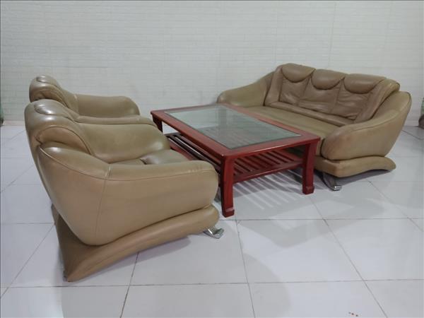 Bộ sofa nhập khẩu cũ SP009873
