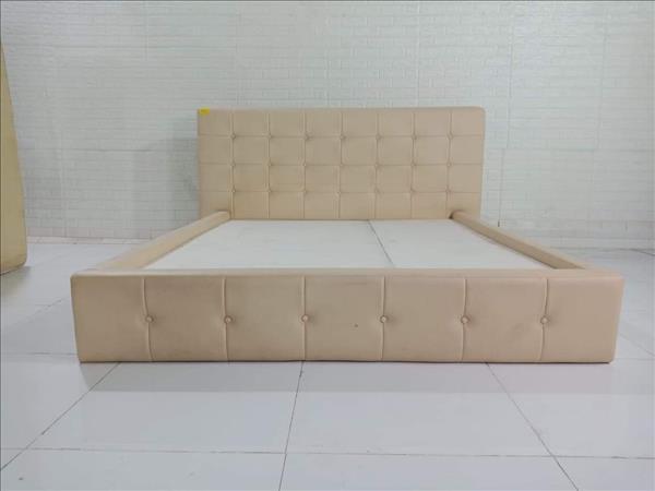 Giường gỗ cũ SP009785