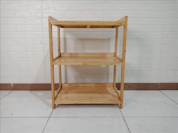 Kệ sách gỗ cao su cũ SP009843.1
