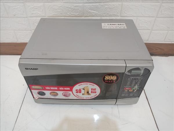 Lò vi sóng Sharp R23A1VN cũ
