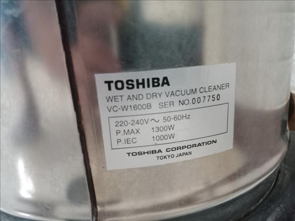 Máy hút bụi Toshiba VC-W1600B cũ SP009719