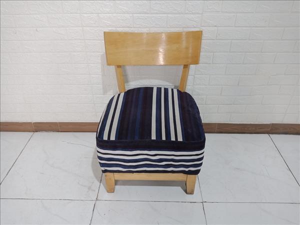 Ghế cafe gỗ cao su cũ SP009900