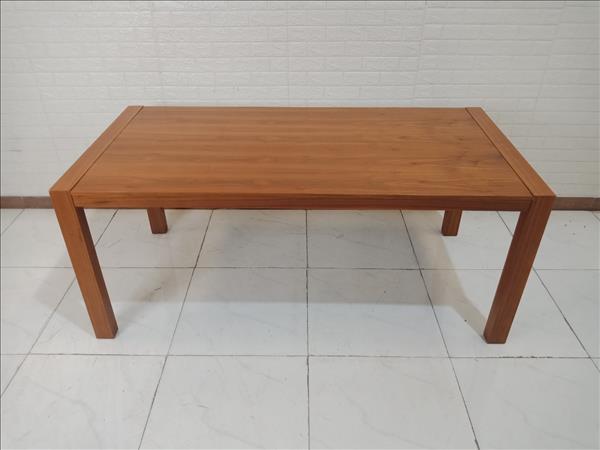 Bàn ăn gỗ Sồi cũ SP009833