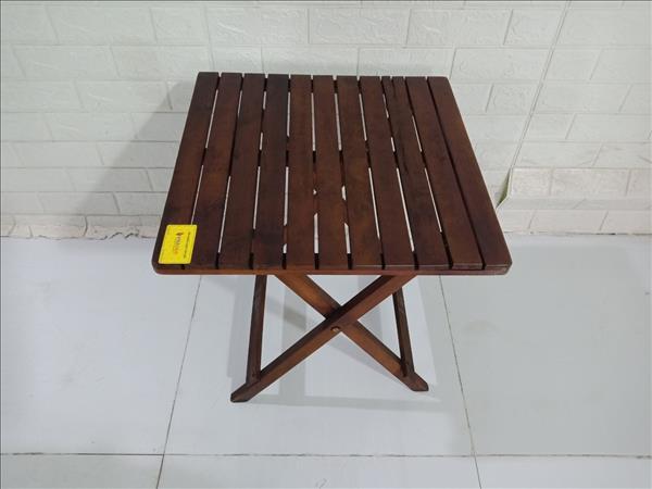 Bàn cafe gỗ cao su SP009865