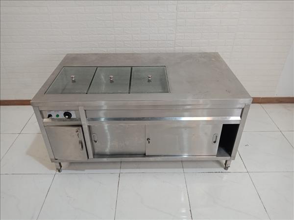 Bàn hâm nóng thực phẩm cũ SP009762