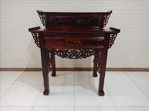 Bàn thờ gỗ Muồng cũ SP009838