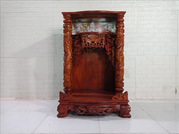 Bàn thờ ông địa gỗ Muồng SP009793