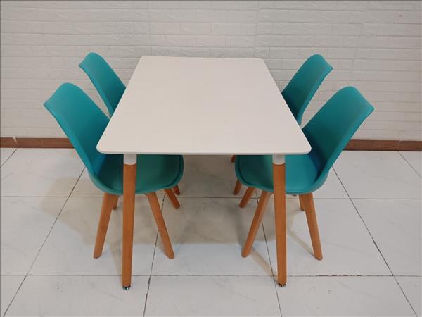 Bộ bàn ăn cũ SP009988