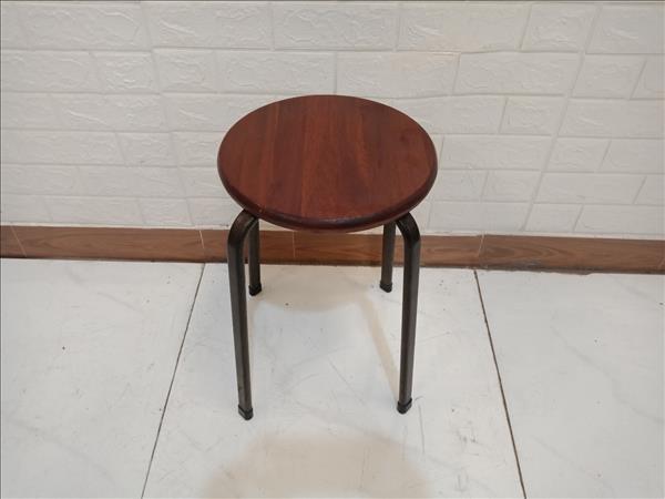 Ghế ăn gỗ cao su cũ SP010009