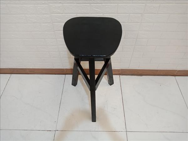 Ghế bar gỗ thông cũ SP010013