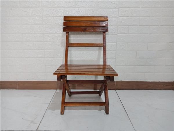 Ghế cafe gỗ cao su cũ SP009902