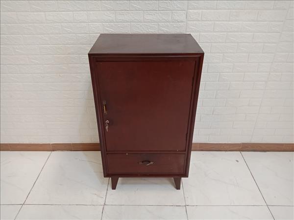 Tủ quần áo gỗ cao su cũ SP009748