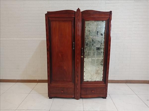 Tủ quần áo gỗ Gõ đỏ + Hương SP009726.1