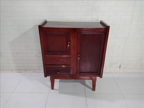 Tủ quần áo gỗ Hương + Gõ đỏ SP009537