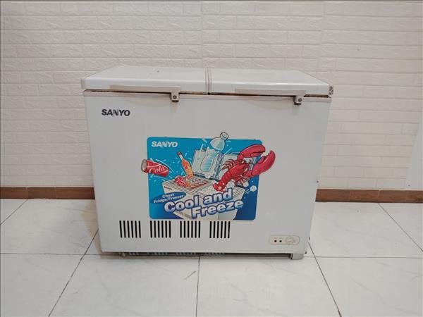 Tủ đông SANYO SF-CR21K cũ