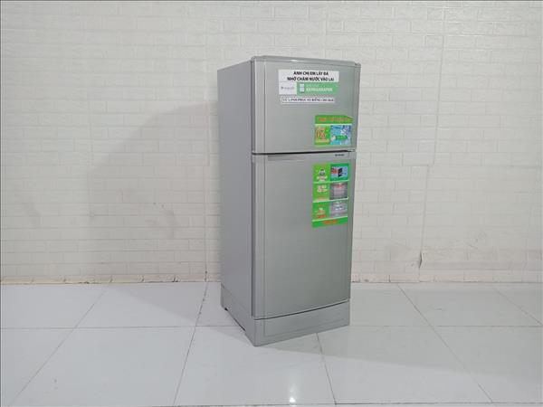 Tủ lạnh SHARP SJ-168S-SL cũ