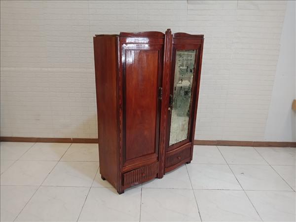 Tủ quần áo gỗ Gõ đỏ + Hương cũ SP009726.1