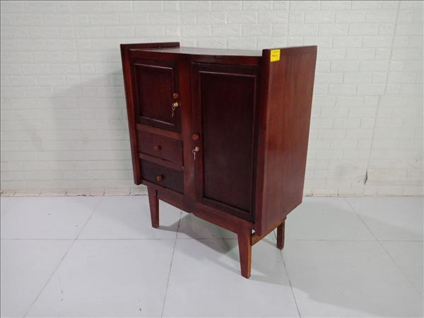 Tủ quần áo gỗ Hương + Gõ đỏ cũ SP009537