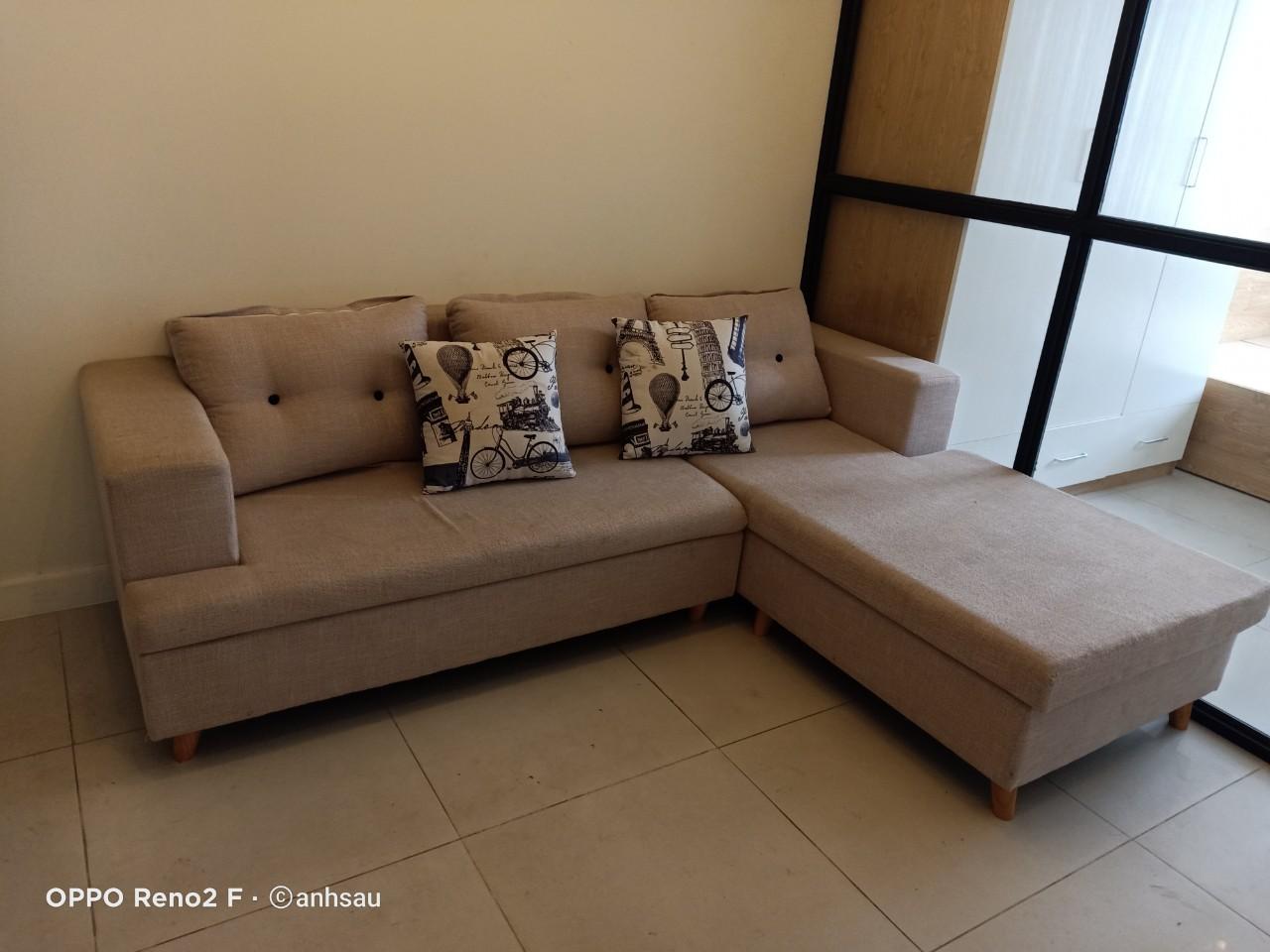 Bộ sofa cũ SP014203