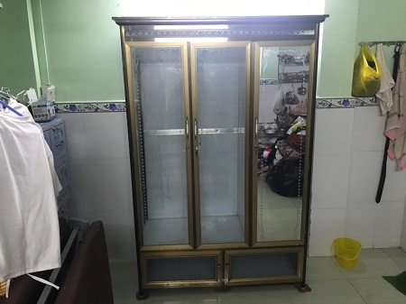 Tủ quần áo cũ SP014161