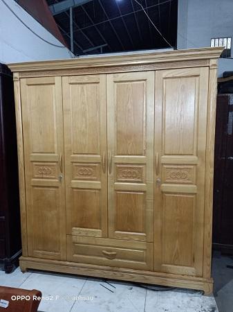 Tủ quần áo cũ SP014191