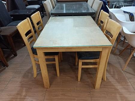Bộ bàn ăn cũ SP014195