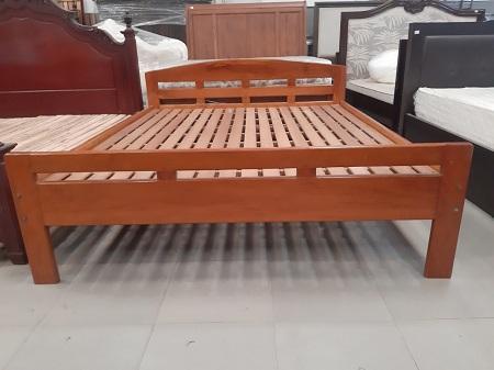 Giường gỗ tự nhiên cũ SP014213