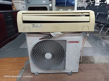 Máy lạnh Toshiba 1.0HP RAS-10SKPX-V cũ SP013926.1