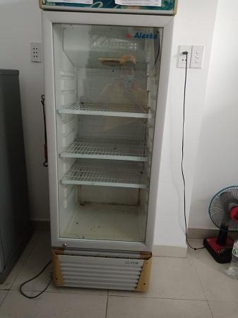 Tủ mát Alaska 350 lít LC-533R cũ SP013929