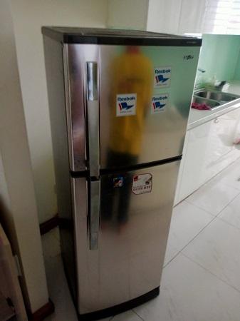 Tủ lạnh  Sanyo 207 lít SR-P21MN cũ SP014102