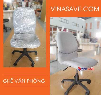 Mua bán thanh lý bàn ghế văn phòng VinaSave